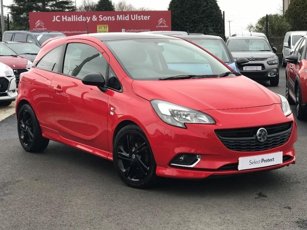 Vauxhall Corsa 1.4 i Limited Edition 3dr