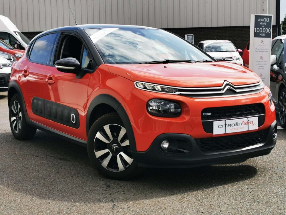 Citroen C3 1.2 PureTech Flair 5dr