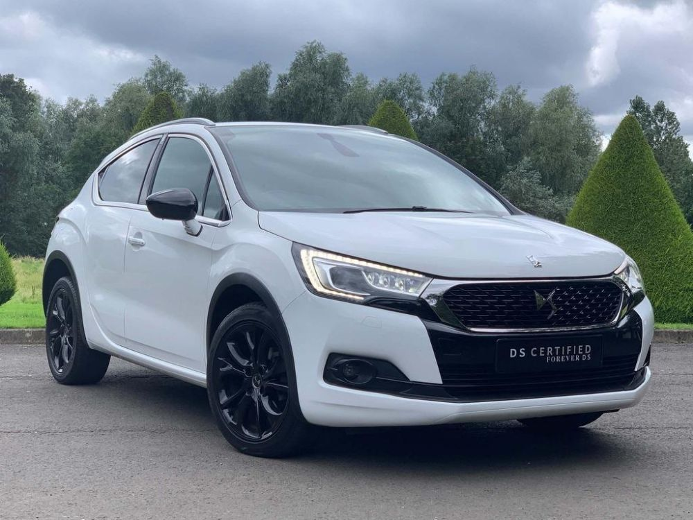 DS 4 Crossback 1.6 BlueHDi Crossback EAT6 (s/s) 5dr