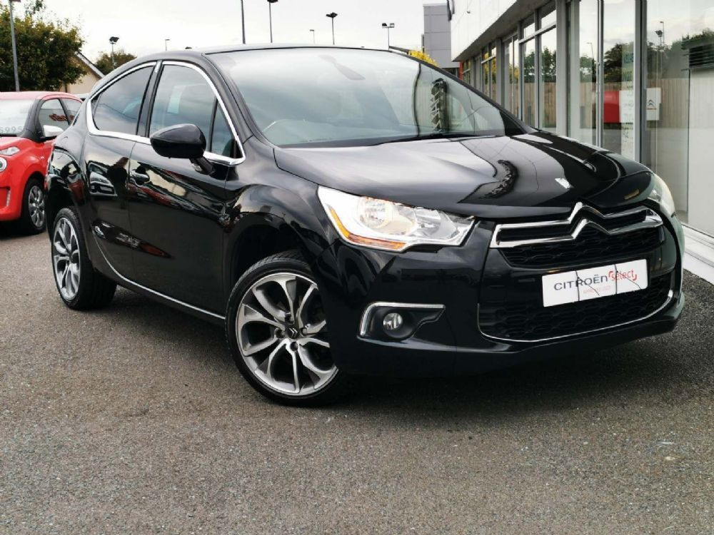 DS4 1.6 e-HDi DStyle 5dr (Nav)