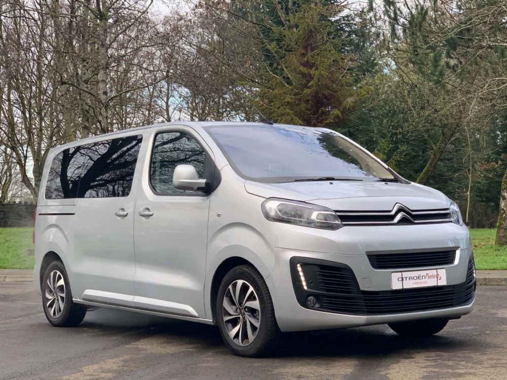 Citroen SpaceTourer 2.0 BlueHDi Flair M MWB EU6 (s/s) 5dr