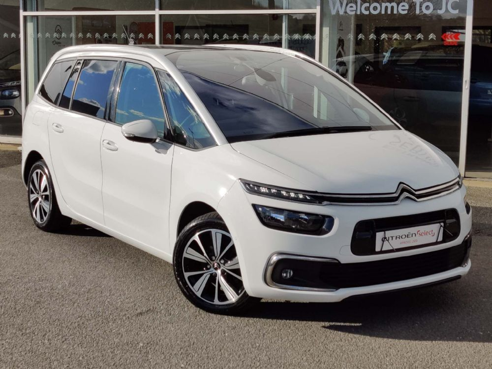Citroen Grand C4 Picasso 1.6 BlueHDi Flair (s/s) 5dr