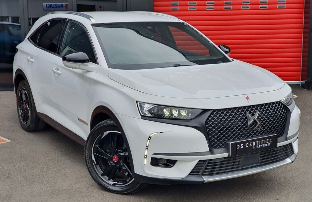 DS 7 CROSSBACK 2.0 BlueHDi Performance Line Crossback EAT8 (s/s) 5dr