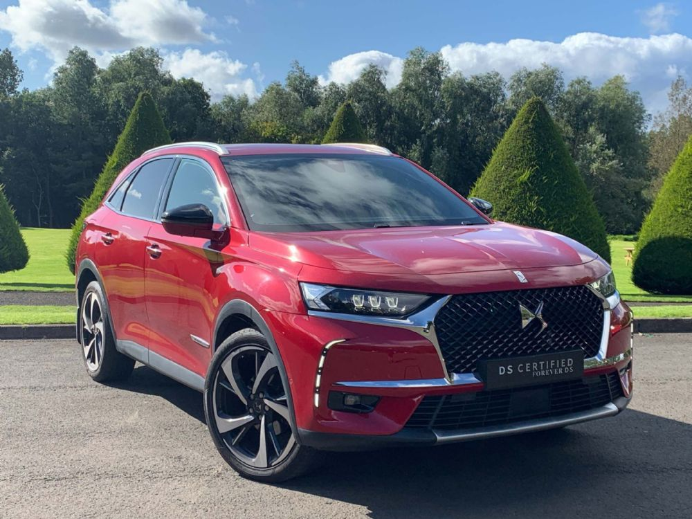 DS 7 CROSSBACK 2.0 BlueHDi Prestige Crossback EAT8 (s/s) 5dr