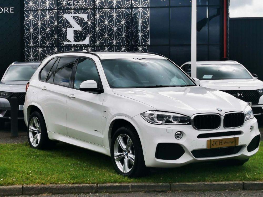 BMW X5 2.0 25d M Sport Auto xDrive (s/s) 5dr