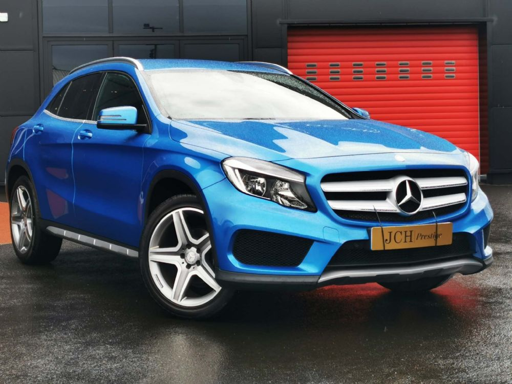 Mercedes-Benz GLA Class 2.1 GLA200 AMG Line 7G-DCT (s/s) 5dr