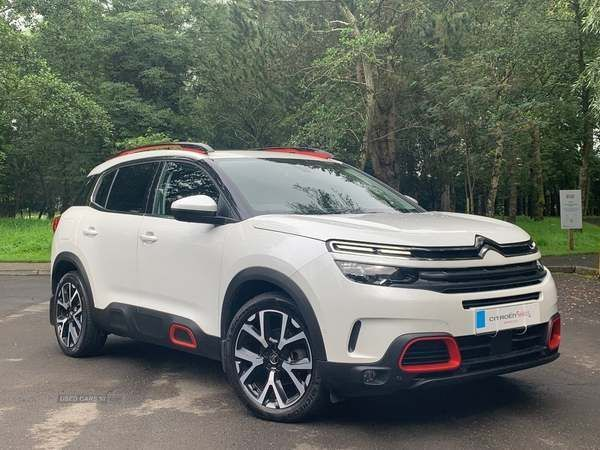 Citroen C5 Aircross 2.0 BlueHDi Flair Plus EAT8 (s/s) 5dr
