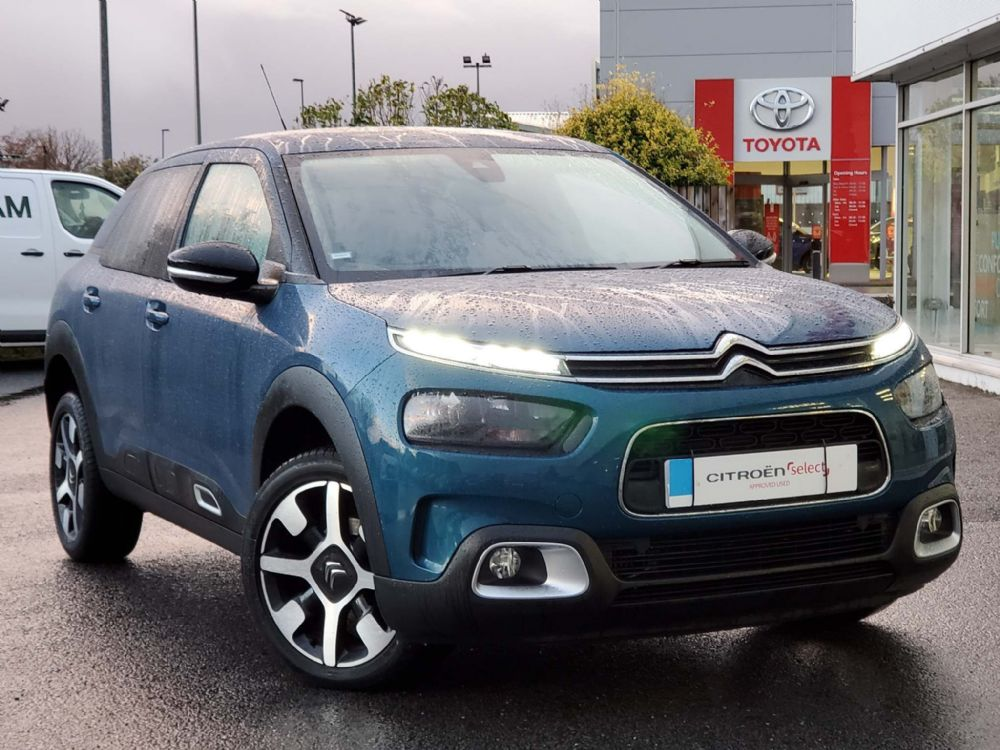 Citroen C4 Cactus 1.5 BlueHDi Flair (s/s) 5dr