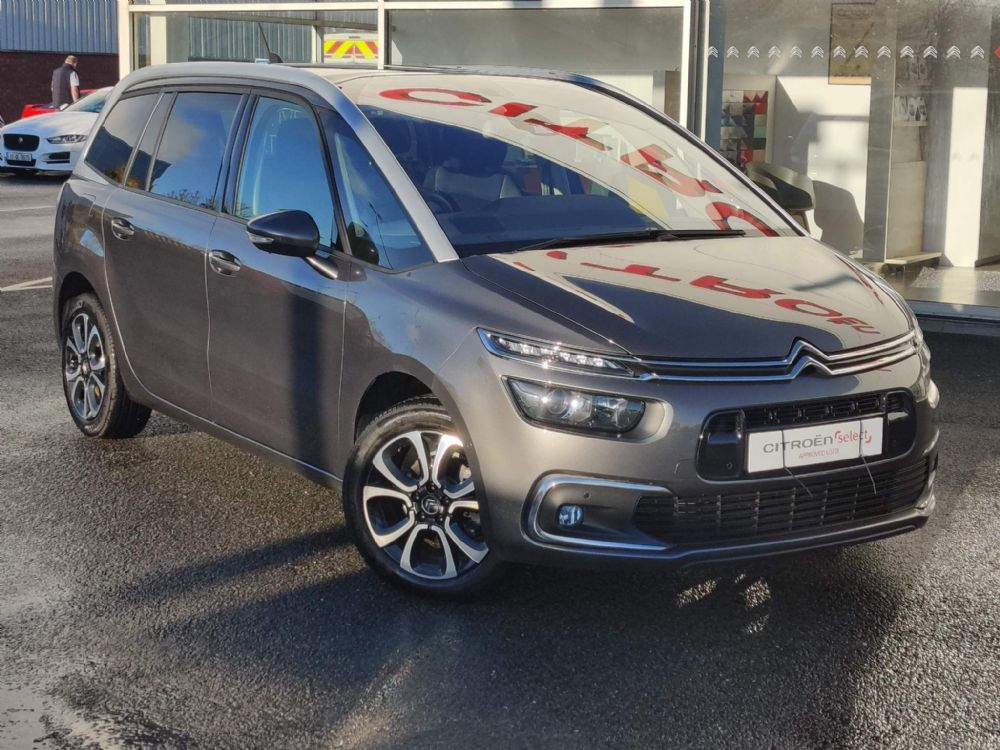 Citroen Grand C4 SpaceTourer 1.5 BlueHDi Flair Plus EAT8 (s/s) 5dr
