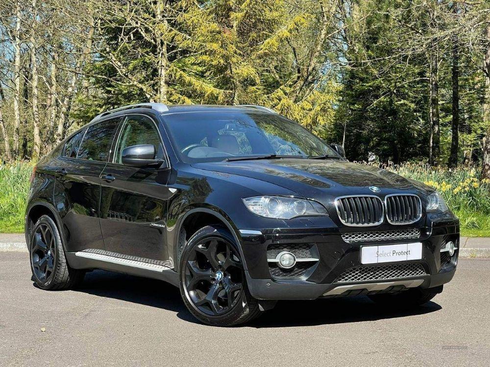 BMW X6 3.0 30d xDrive 5dr