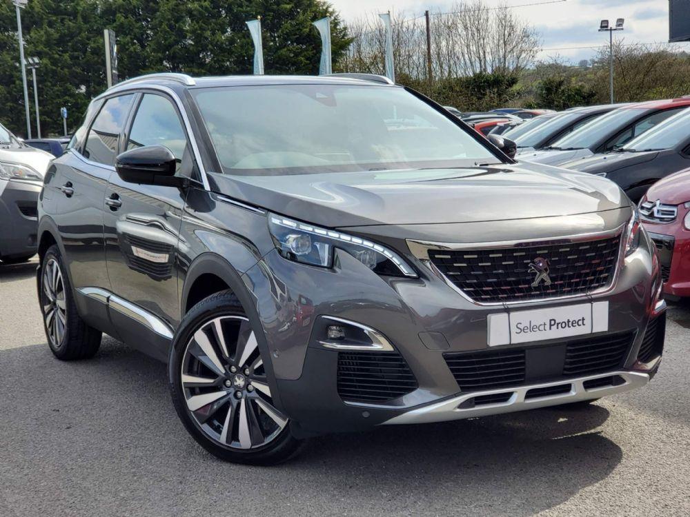 Peugeot 3008 1.5 BlueHDi GT Line Premium (s/s) 5dr