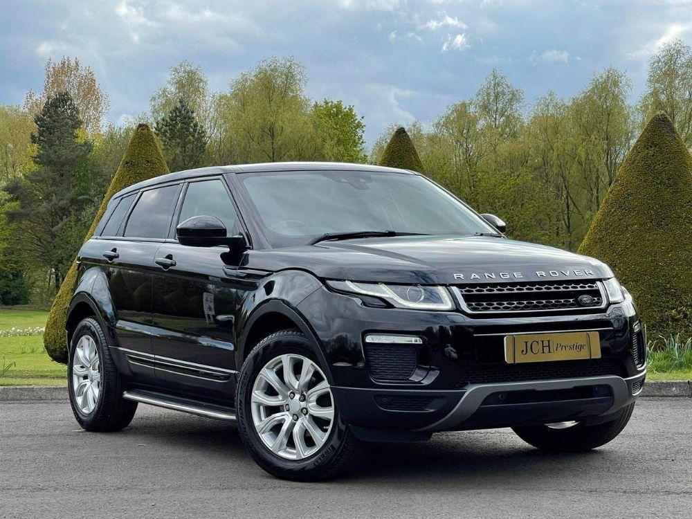 Land Rover Range Rover Evoque 2.0 eD4 SE Tech (s/s) 5dr