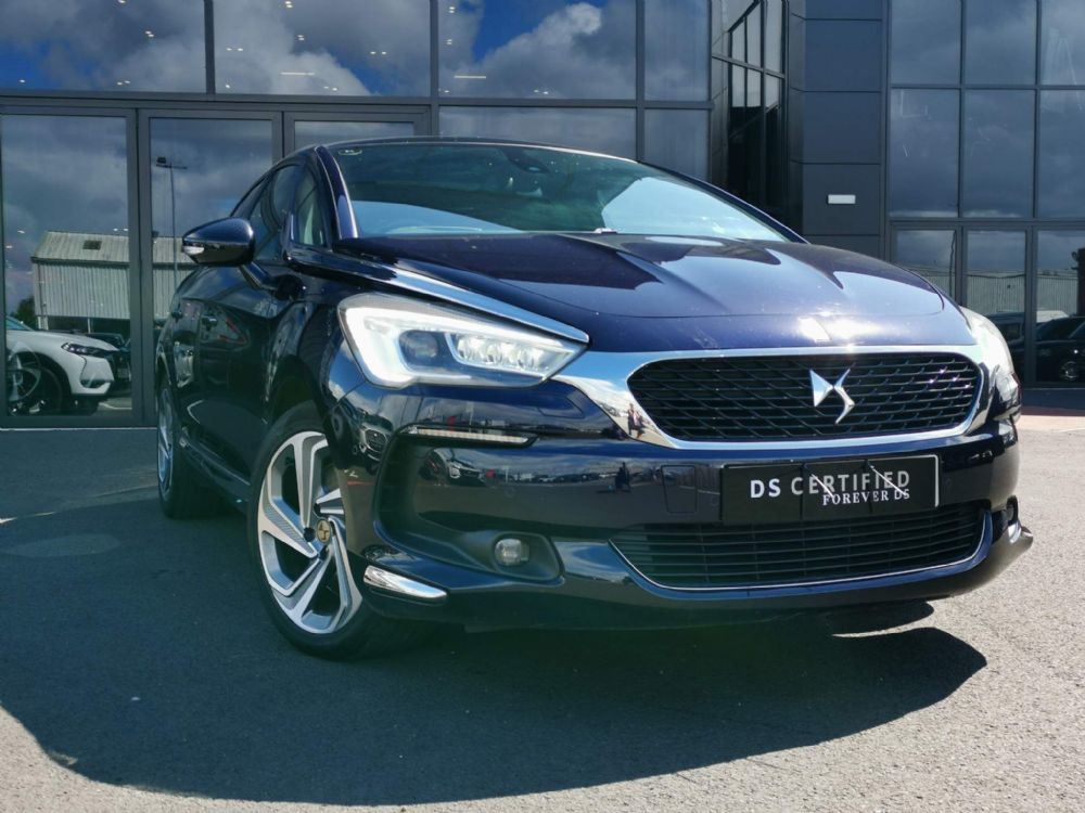 DS 5 2.0 BlueHDi 1955 Special Edition (s/s) 5dr