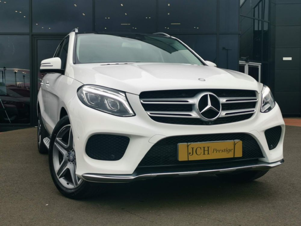 Mercedes-Benz GLE Class 2.1 GLE250d AMG Line (Premium Plus) G-Tronic 4MATIC (s/s) 5dr