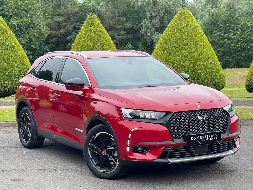 DS 7 CROSSBACK 1.5 BlueHDi Performance Line Crossback (s/s) 5dr