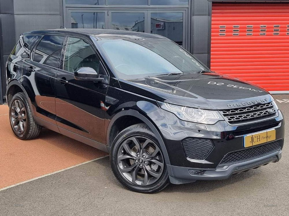 Land Rover Discovery Sport 2.0 TD4 Landmark Auto 4WD (s/s) 5dr