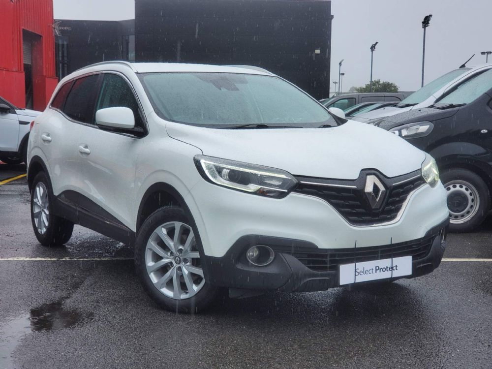 Renault Kadjar 1.5 dCi Dynamique Nav (s/s) 5dr