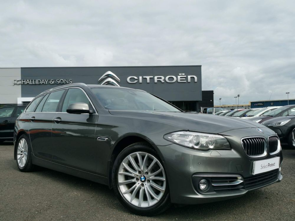 BMW 5 Series 2.0 520d Luxury Touring 5dr