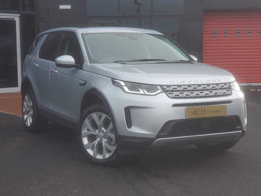 Land Rover Discovery Sport 2.0 D180 MHEV HSE 4WD (s/s) 5dr (7 Seat)
