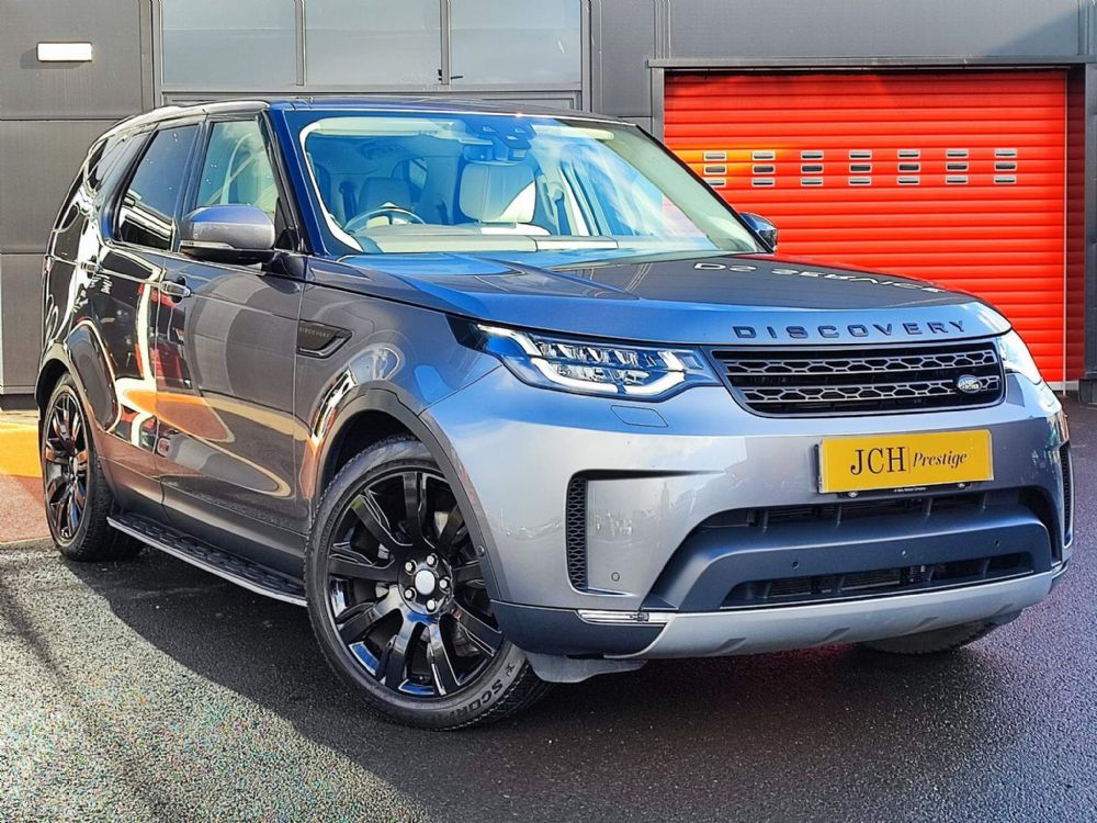Land Rover Discovery 3.0 TD V6 HSE Luxury Auto 4WD (s/s) 5dr