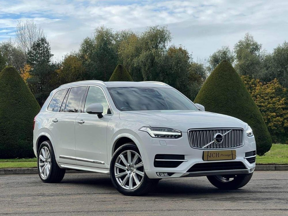 Volvo XC90 2.0 D5 Inscription Geartronic 4WD (s/s) 5dr