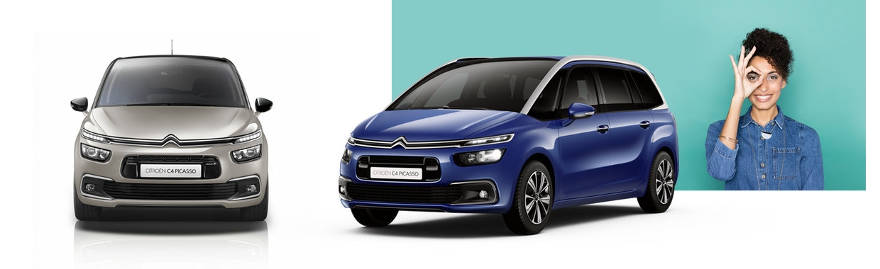 J.C Halliday & Sons Citroen New C4 Grand SpaceTourer