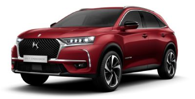 CITROËN DS7 Crossback Absolute Red