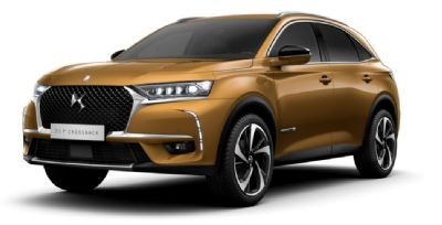CITROËN DS7 Crossback Byzantin Gold