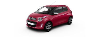 Citroën C1 Jelly Red