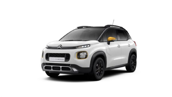 C3 Aircross SPECIAL EDITION (2018) 1.2 PureTech 110 Rip Curl 5dr manual Offer