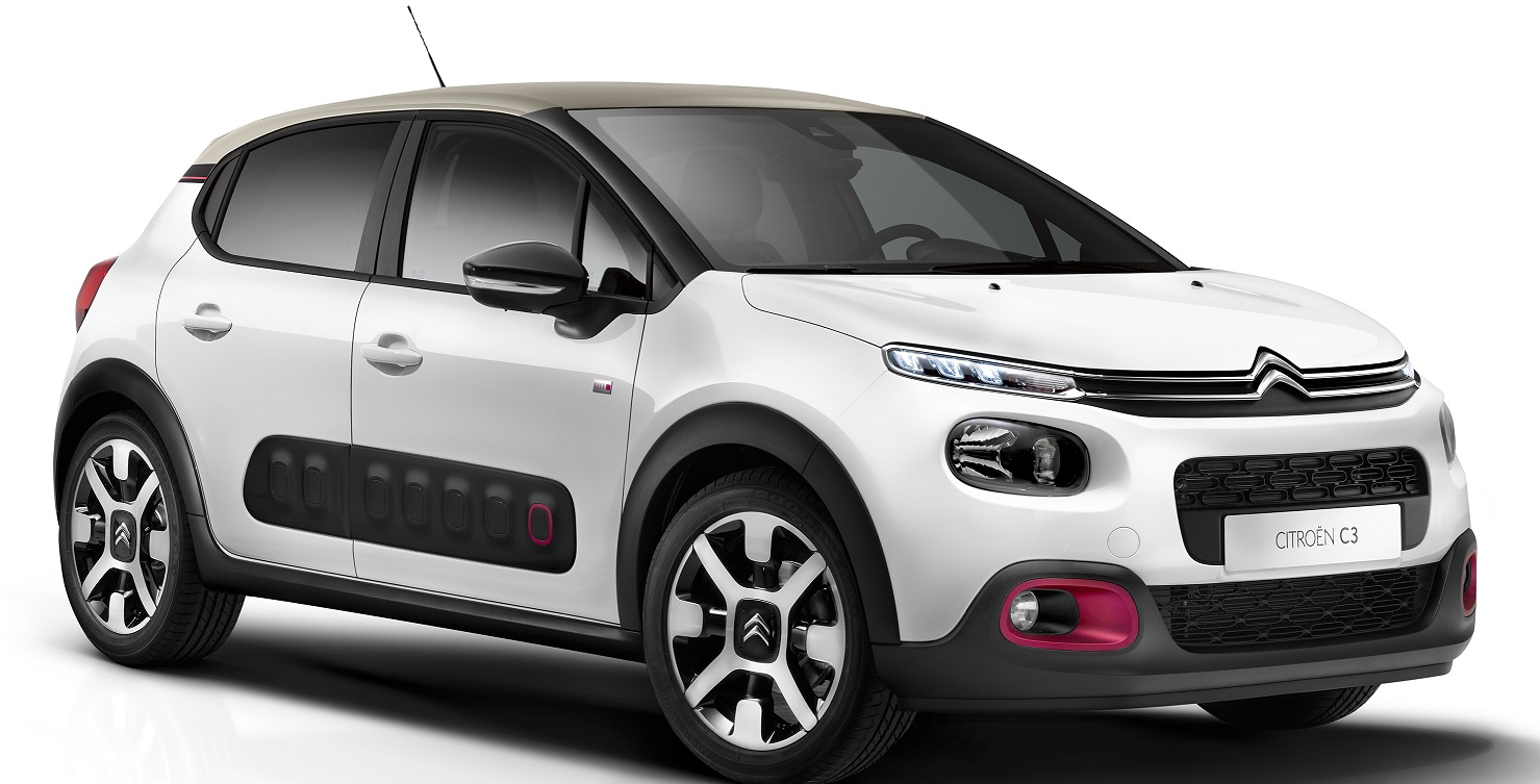 J.C Halliday & Sons Citroen C3 Elle Special Edition