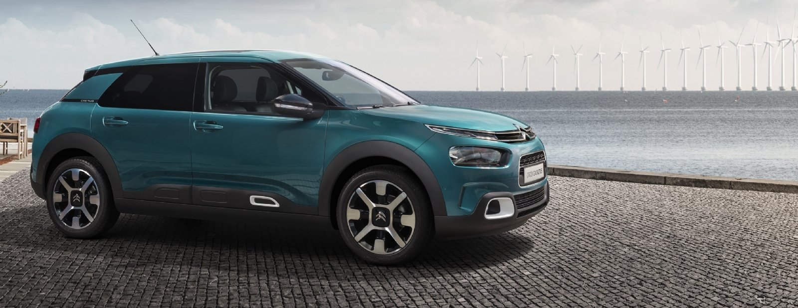 J.C Halliday & Sons Citroen New C4 Cactus Hatch