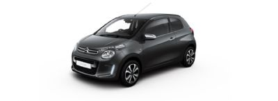 Citroën C1 Carlinite Grey