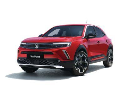 VauxhallNew MokkaPower Red
