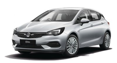 VauxhallNew AstraSovereign Sliver