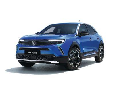 VauxhallNew MokkaVoltaic Blue