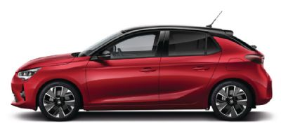 VauxhallNew Corsa-eHot Red