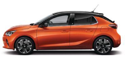 VauxhallNew Corsa-ePower Orange