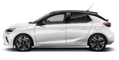 VauxhallNew Corsa-eSummit White