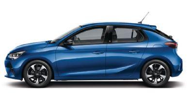 VauxhallNew CorsaVoltaic Blue