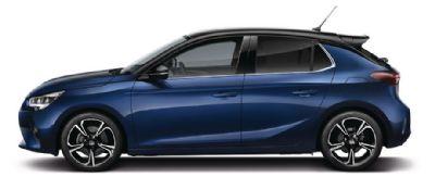 VauxhallNew CorsaNavy Blue