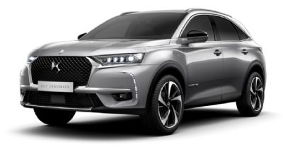 CITROËN DS7 Crossback Cumulus Grey