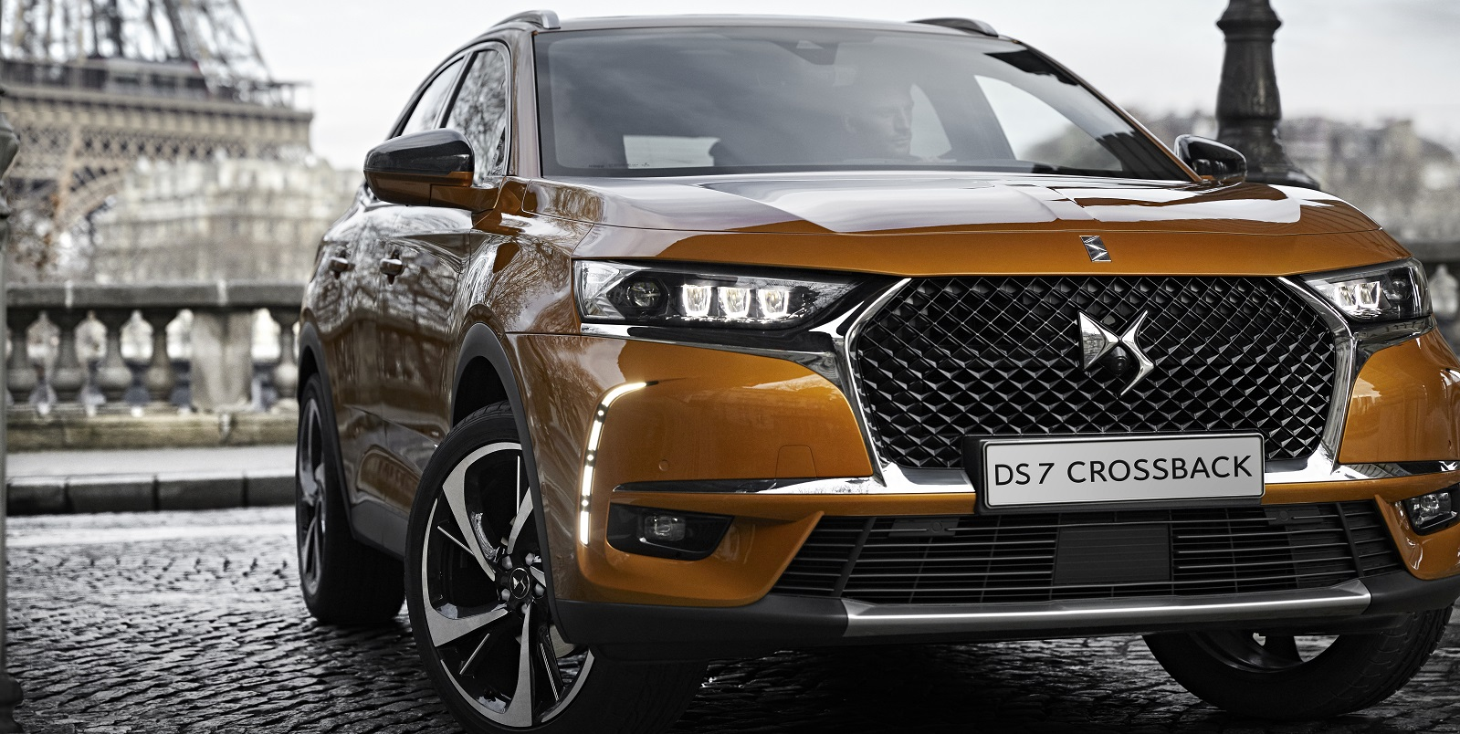 J.C Halliday & Sons Citroen DS7 Crossback