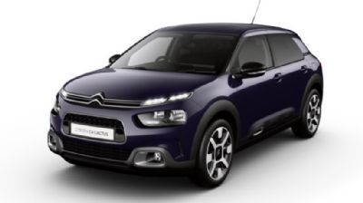 Citroën New C4 Cactus Hatch Deep Purple Metallic