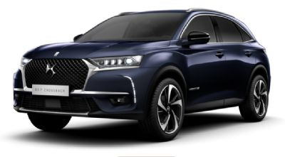 CITROËN DS7 Crossback Ink Blue