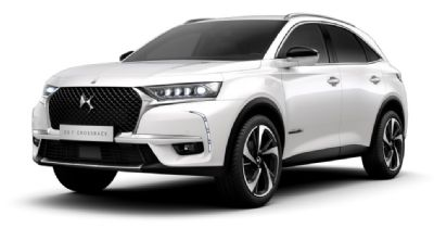 CITROËN DS7 Crossback Pearl White