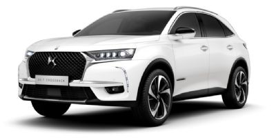 CITROËN DS7 Crossback Polar White