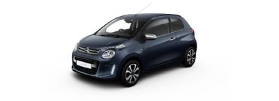 Citroën C1 Smalt Blue