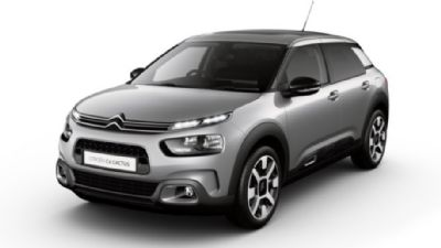Citroën New C4 Cactus Hatch Cumulus Grey Metallic