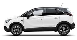 VauxhallCrossland X